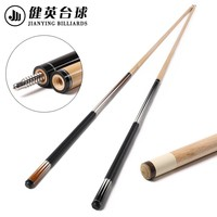 factory price snooker Cue factory china high quality hand made pool cue