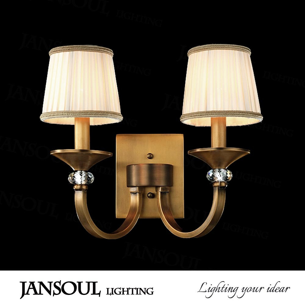 Inexpensive Crystal Wall Sconces : Cheap Wrought Iron Led Classic Crystal Wall Sconce With Power Outlet - Buy Wall Sconce,Classic ...