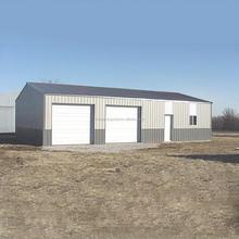 Enviromental Friendly Multipurpose Antiseismic Prefabricated Warehouse