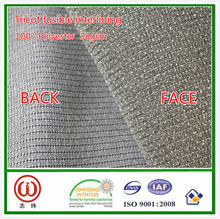 Wholesale Double point tricot fusible interlining warp kinitted interlining for apparel for Turkey Pakistan Vietnam Bangladesh