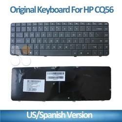 New laptop keyboard for HP Compaq CQ56 G56 CQ62 G62 GR GE Keyboard