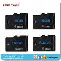 Hight speed real capacity sd cards 8GB 16GB 32GB 64GB Class 10 sd memorry card for Cell phone,mp3,Camera, drive Flash + Adapter