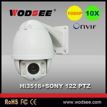 waterproof ip66 cmos dome 360 degree rotation cctv camera