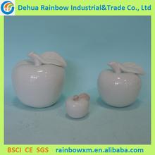 apple decorations ceramic for home decor
