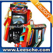 LSRM-026 Simulator Arcade 2 player car racing game seat machine download console for game center rb