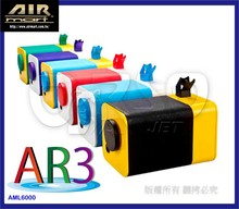 Taiwan Made model No AR3 for nail art and makeup AIRBRUSH MINI AIR COMPRESSOR