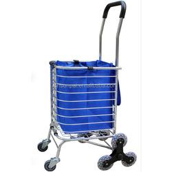USA market Aluminum material shopping cart, personal shopping cart, retail shopping cartSP-L203