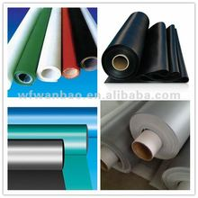 reinforced pvc waterproof membrane for roofs,tunnel,pond,foundation