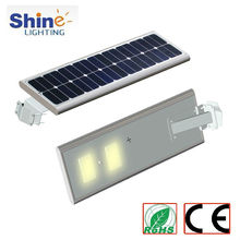 high efficient low price all in solar light garden stake