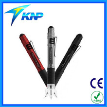 New Functional 2LED Flashlight Pen With Ipad Touch Head