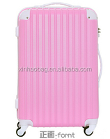 best quality travel polycarbonate trolley luggage