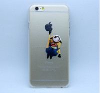 China supplier simpsons Ultrathin Hard Case Cover For Iphone 5s 5 4 4s 6 4.7INCH