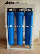 Cabinet 5-stages ro water purifier for school (With RO storage tank)