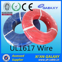 PVC UL1617 hook up cable wire 10awg 12awg 14awg 16awg 18awg 20 awg 22awg 24awg 26awg 28awg 30awg UL1617 wire