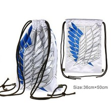 soft confortable drawstring bag cord silk drawstring bag Womens Drawstring Bag