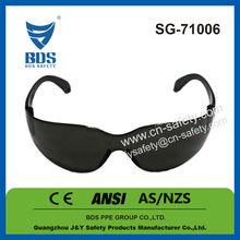 2015 Fashion Black lens Safety Goggles Style Work Glasses ANTI-FOG Bicycle Eyewear Glasses Sport Sunglasses Sporting Goggle