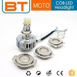 Fast Shipping Ce Rohs 1 Year Warranty Motorcycle Headlight Bulbs 30w 2500lm 6000k