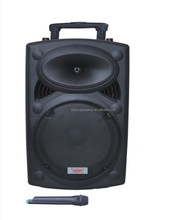 professional private mould bluetooth mp3 speaker with usb,sd,fm,eq subwoofer,built-in amplifier(6814)