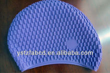 2013 Summer Hot-selling Silicone Swimming Caps
