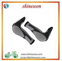 Bicycle parts brown rubber handle grip for bike