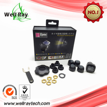 Hot Sale Wireless External Sensor Tire Pressure Monitoring System TPMS