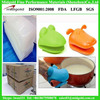 High temperature htv silicone rubber for silicone gloves for kitchen