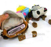 Plush camera bags for girls