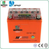 High Quality 12V Gel Battery, 12N7-BS Gel Motorcycle Battery