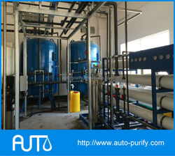 Multimedia Automatic Activated Carbon and Quartz Sand Filter