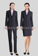 Lady's suit office uniform
