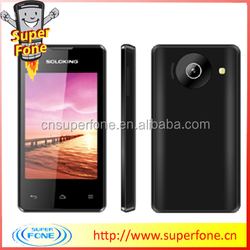 Y300 3.5 inch small size phone mobile with whatsapp and extra cover quad band pda phone from china