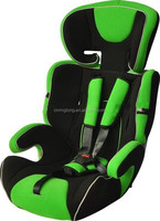 Hot sale good quality Group1+2+3 portable baby car seat with ECE
