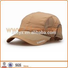 Nylon correr casquillo de ciclo del sombrero casquillo del deporte