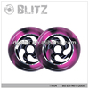 HOT! new design scooter PU full metal core wheel TW04 scooter wheels metal core