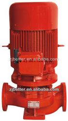 XBD -L verital single -stage fire pump made in china fire pump
