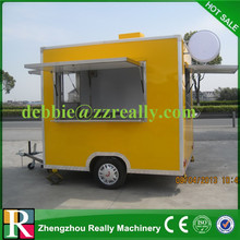 New designed by client mobile food carts for sale,fried ice cream cart for sale