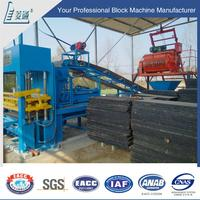 2015 hot sale cement brick block making machine price with low price