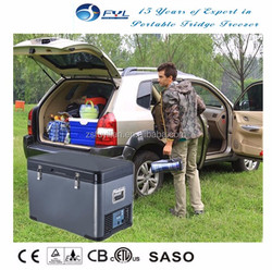 73L mini car freezer ,mobile cooler,car shape fridge magnet