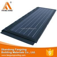 wholesale China solar shingles,solar roof stone tile