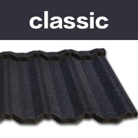 Stone Coated Chip Steel Roof Tile