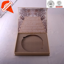 Promotion chinese tea set gift box with craft paper certificated by ISO,SGS,ex factory price!!
