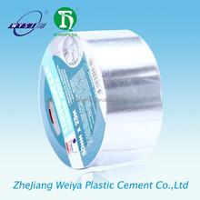 self-adhesive aluminum foil tape