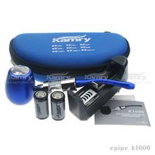 Replacement coil e-cigarette k1000 e cigarette starter kit, k1000 epipe vaporizer starter kit