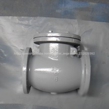 2015 nueva de hierro fundido OEM válvula de retención