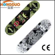 cruiser skate board/31X08 inch wood skateboard