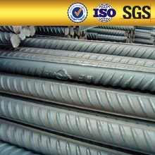 Reinforcing Steel Rebar / Deformed Steel Rebar / Hot Rolled Steel Rebar