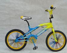 "20""BMX style bicycle /Performance Bike /Mini Bmx Bike With 365 degree cycling handlebar"