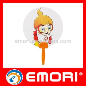 venda quente promocional popular fã mão varas