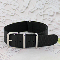 top quality 18 20 22 24mm nato watch strap manufacturer