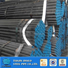 Welded Black Ms Steel Pipes/Tube Different diameter 5.8m length
